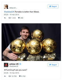 Messi Community Manager