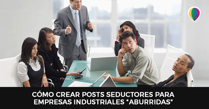 Contenidos para Marketing Industrial