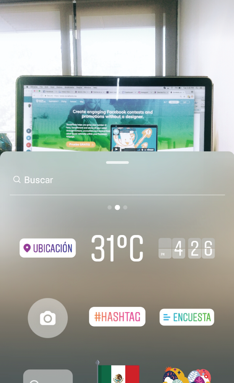 Instagram Stories - SocialTools